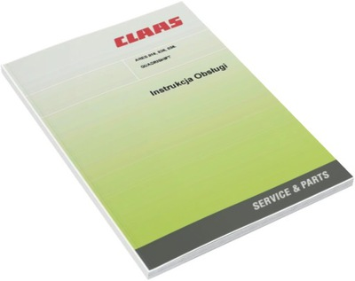 MANUAL CLAAS ARES 816 826 836 CELTIS ATLES