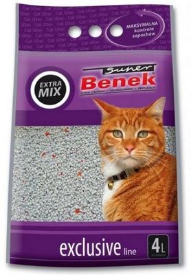 Benek Exclusive Extra Mix 4L