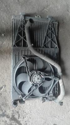 ВЕНТИЛЯТОР VW GOLF 4 IV 1.9 TDI 98R