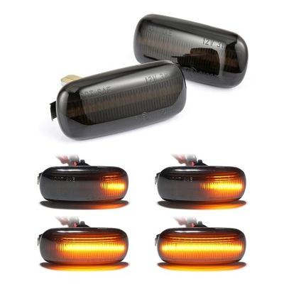 ДИНАМИЧЕСКИЕ ПОВОРОТНИКИ LED (СВЕТОДИОД ) AUDI A3 A4 A6 A8 TT