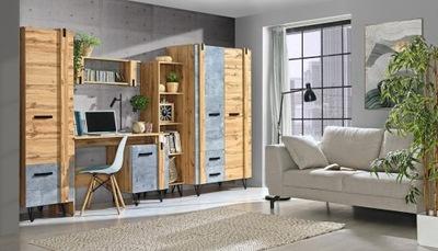 Loftowe мебель молодежные LOFTER комплект #5