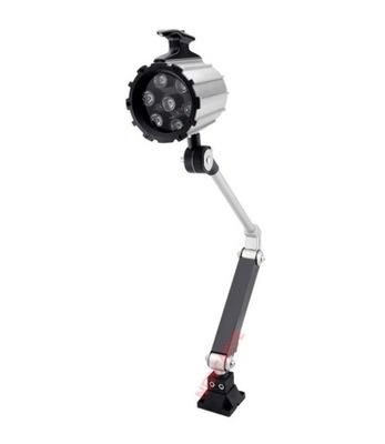 Lampa maszynowa LED 9W 110 - 220V uchylne ramię