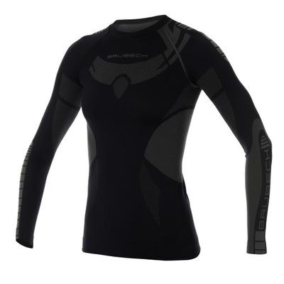Termoaktywna koszulka damska BRUBECK Dry - M
