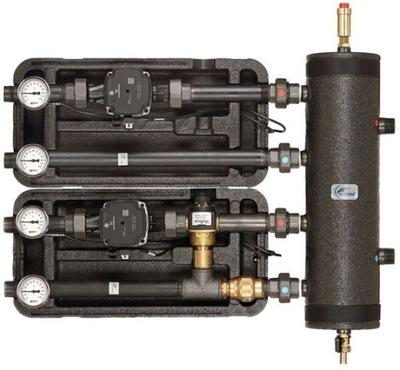 Hydraulická súprava Elterm Kompania 505, výkon 55 kW
