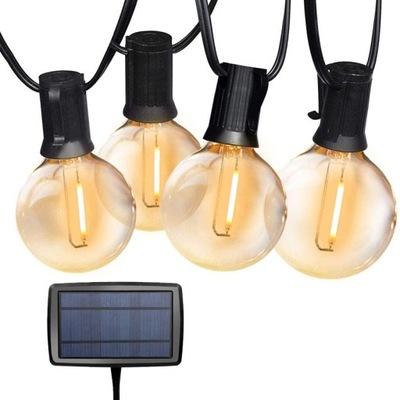 Гирлянды  огни Солнечная лампа ??? сада 10 LED