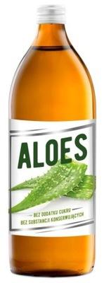 Sok z Aloesu, aloes 1000ml - NATURALNY bez cukru
