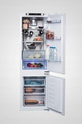 Двухкамерный холодильник морозильная камера Beko BCNA275E3S Blue Light