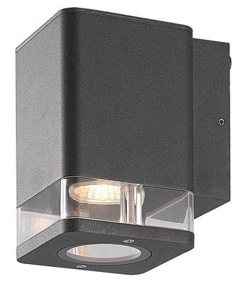 Svietidlo fasádne - LAMPA sconces vonkajšie FASÁDY LED priemer
