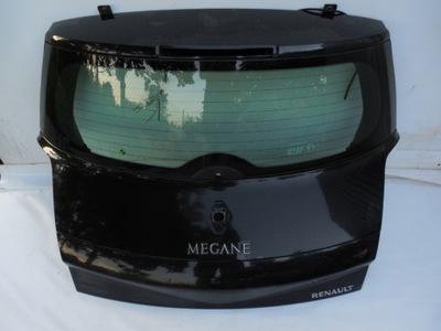 RENAULT MEGANE II 2 HB 5D 3D КРЫШКА ЗАД ЗАДНЯЯ NV676