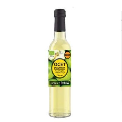 DR GAJA ekologiczny Ocet Jabłkowy 6% BIO 250 ml PL
