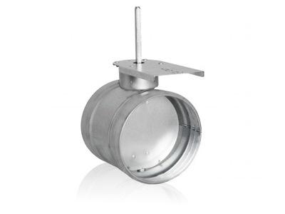 Uzatváracie klapky 200 mm (ventil) na valec