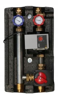 Čerpadlová skupina pre vykurovací termo ventil + pohon