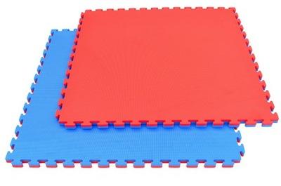 MAT ĆWCZEŃ PUZZLE 4 CM - 1X1M - TATAMI BUSHIDO