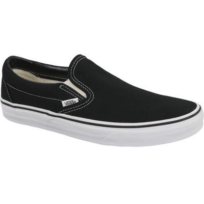 Buty Czarne Vans VEYEBLK Slip On Black (42,5)