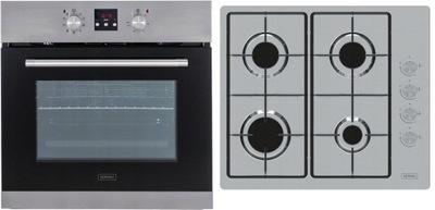 комплект Печь электрический + плита газовая Kernau