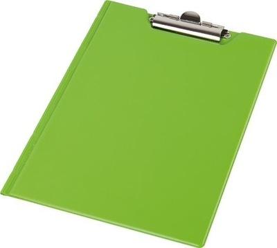 Klip A4 Biurfol Focus pastel zielony