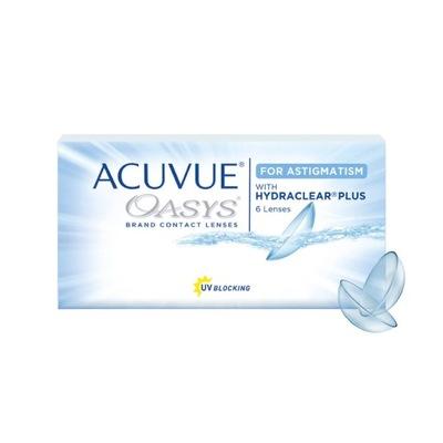 Soczewki ACUVUE OASYS for astigmatism 6 szt.