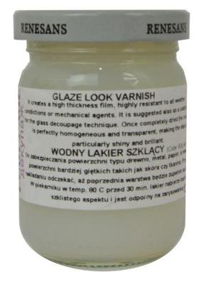 Lakier wodny szklący do decoupage 110 ml Renesans