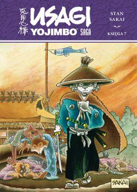 Usagi Yojimbo Saga Księga 7