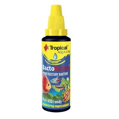 Tropical BACTO-ACTIVE 30 мл - БАКТЕРИИ BIOSTARTER