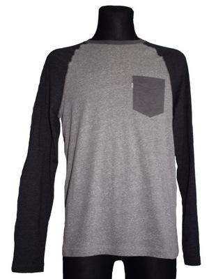 LEVI'S long sleeve koszulka dł. rękaw z USA r.S