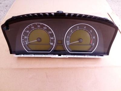 ПРИБОРНАЯ ПАНЕЛЬ ЩИТОК АНГЛИЙСКАЯ 6935455 BMW 730I E65 M54 3.0I