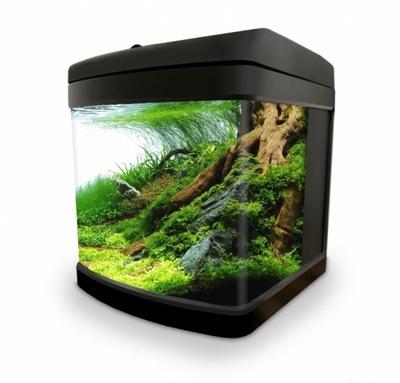 INVITAL EasyTank LED 26L so zadnou filtráciou čierna