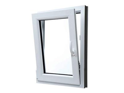 Okno antywłamaniowe w Okna na Allegro Tanie okna typowe