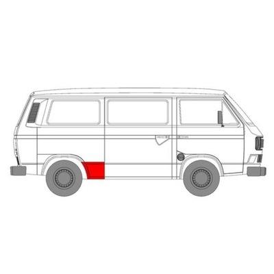 РЕМ.КОМПЛЕКТ КРЫЛА ЗАД P VW TRANSPORTER 05.79-07