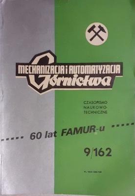 Mechanizacja automatyzacja Górnictwa 60 lat FAMUR