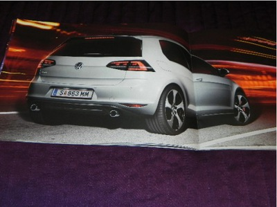 VW Volkswagen Golf GTi - 2013