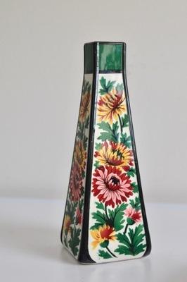 WAZON SECESJA ceramika VILLEROY&BOCH ok.1900r