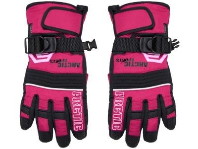 ORTALIONOWE rękawiczki OCIEPLANE narciarskie 10 11