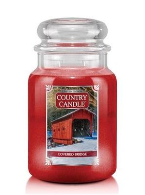 Covered Bridge Country Свеча - большая свеча -limit