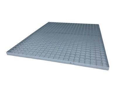 клетка 800x1000mm |30x2mm| площадка, spocznik, оцинкованный