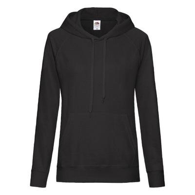 Bluza adidas damska czarna z kapturem Niska cena na Allegro.pl
