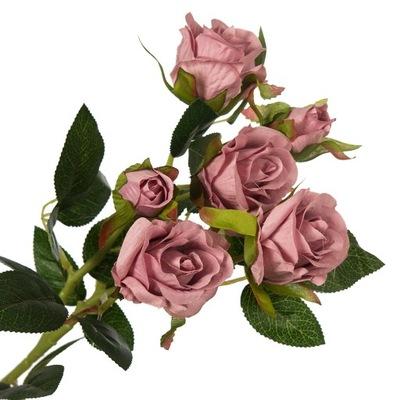 Długa Gałązka Róża Sztuczne Kwiaty Róże Jak Żywa