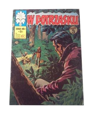 KAPITAN ŻBIK W POTRZASKU 1980 r.