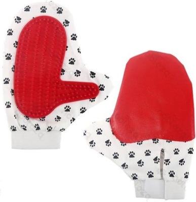щетка резинка холст перчатка ??? шерсти Собаки кошек