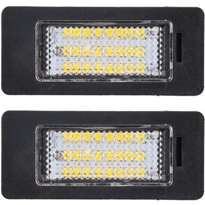 2 ЛАМПОЧКИ LED (СВЕТОДИОД ) ПОДСВЕТКА BMW E60 E90 E39 E70 E71