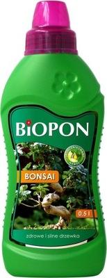 BIOPON nawóz do bonsai 500ml