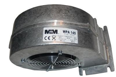 Dúchadlo kotlovej pece s ventilátorom WPA 145 K