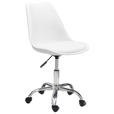 Fotel biurowy TIMMY krzesło obrotowe popiel 7247154084