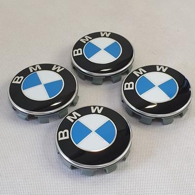 Oryginał Dekielki Dekle Zaślepki BMW X3 X4 X5 X6