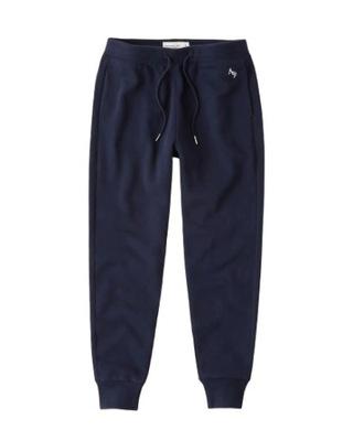 spodnie dresowe Abercrombie jogger L Hollister