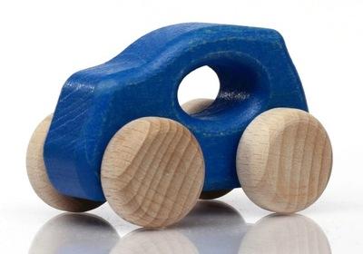 LUPO: Polski niebieski samochodzik: Car F500