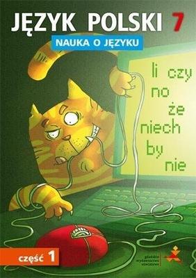 Język Polski SP Nauka O Języku 7/1 ćw. GWO