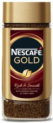 кофе Nescafe Голд растворимый 200г