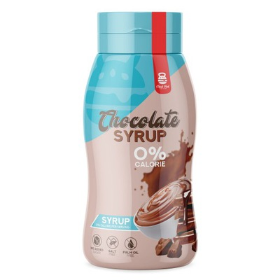 CHEAT MEAL SYRUP 350ml SOS ZERO KCAL CZEKOLADOWY