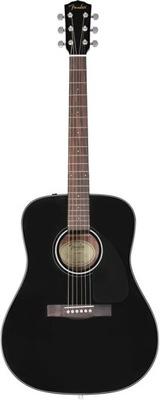 Fender CD-60 Black V3 gitara akustyczna